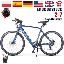 Electronic Bicycle Wheel Road-Bike City-Commuter Adult 700C for Power-Assiting-Urban