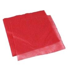 1 пакет(в том числе 38-43 листа) 50*50 см папиросная бумага вечерние подарочная упаковка-красный