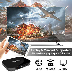 Image 2 - Amlogic S905X3 Android 9,0 TV Box 4GB 32GB 64GB 128G 2,4G & 5,8 Gwifi 4K 8K 24fps Bluetooth Stimme Assistan Set Top Box