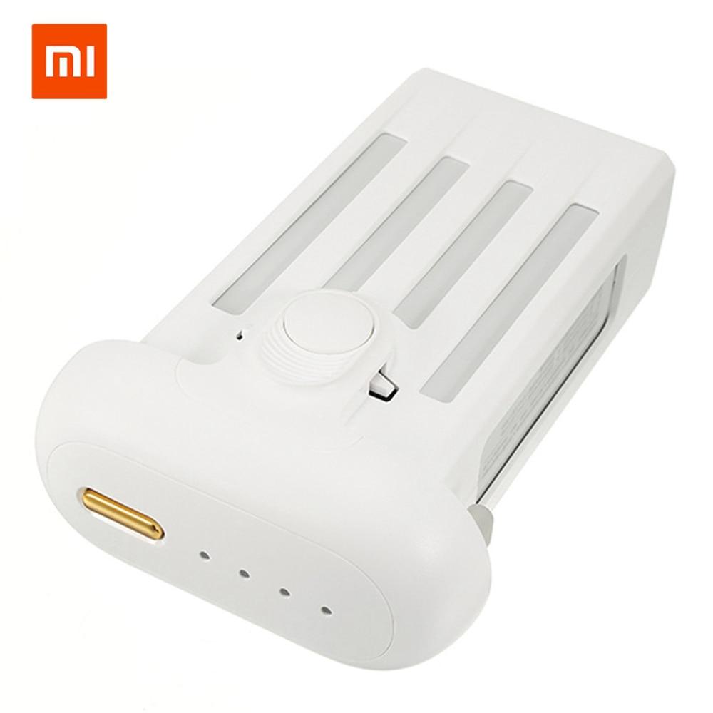 Original Xiaomi MI 5100mAh Intelligent Battery With Golden Button For RC FPV Drone Xiaomi MI 4K Quadcopter