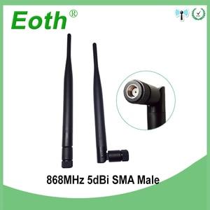 Image 4 - Antena 20 piezas antena móvil booster coche para módem hf teléfono largo alcance señal celular router lte gsm 868mhz lora