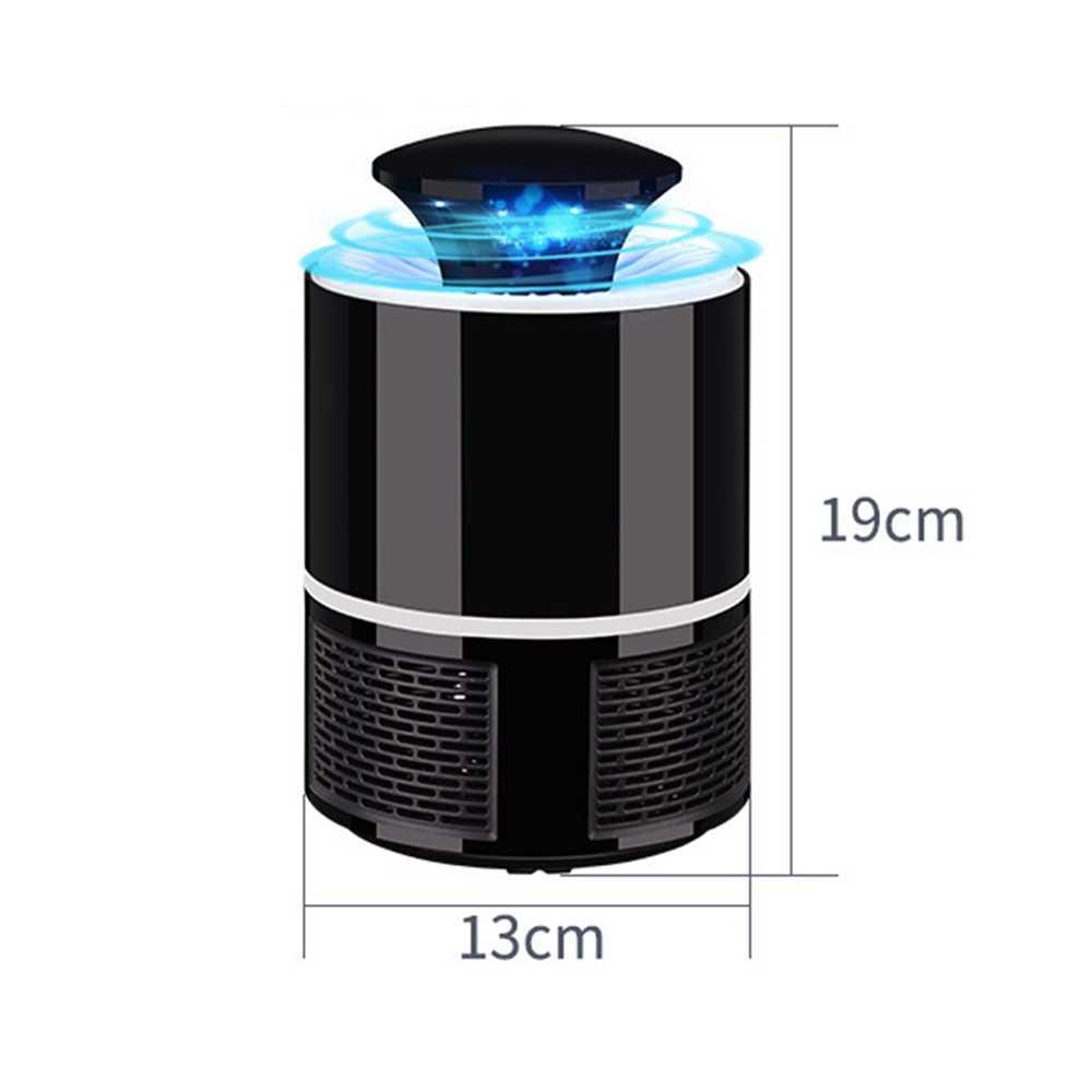 USB LED חשמלי יתושים רוצח מנורת טוס חרקים באג מלכודת Zapper אור מקורה בטוח