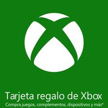 Tarjeta regalo de Xbox - Compra juegos, complementos, dispositivos y más* - Sólo canjeable en España