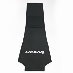 Image 2 - Toyota RAV4 액세서리 헤드 레스트 커버 1pcs