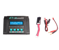 Ev Peak C1 XR, an easy used AC balance Lipo Ni mh Charger for RC Car, 100 240V input, 100W Lipo Ni mh Charger, SAA Certifica
