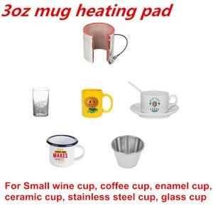 Image 5 - 15 en 1 Double affichage Sublimation presse à chaud Machine t shirt transfert de chaleur imprimante pour tasse/bouchon/chaussure/stylo/Football/bouteille