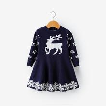 2021 jesień zima dzieci sweter sukienka nowy rok odzież chłopcy dziewczęta bawełna dziecko kostiumy SD19 tanie tanio Kingguo CN (pochodzenie) COTTON Na co dzień Stałe REGULAR Golfem Dziewczyny 575524070001 Pełna 3d druku Pasuje prawda na wymiar weź swój normalny rozmiar