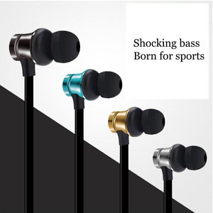 Image 5 - Magnetic Music Bluetooth Earphone Sport Running Wireless Bluetooth Headset with Microphone for IPhone Android All Smart Phone