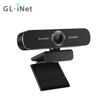 Webcam 1080P Auto Focus USB Camera with Microphone H.264 for Desktop or Laptop Streaming