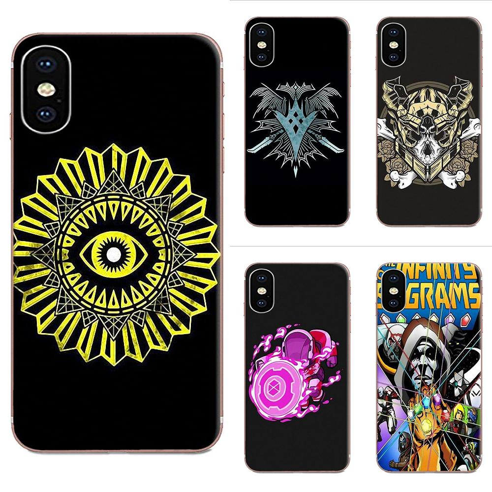 Destiny 2 For <font><b>Samsung</b></font> S8 S9plus S6 S7 Edge For LG G2 G3 G4 G5 <font><b>G6</b></font> G7 K4 K7 K8 K10 K12 K40 Mini Plus Stylus ThinQ <font><b>2016</b></font> 2017 2018 image