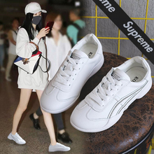 Women Leather Waterproof Sneakers female Casual Spring Summer White Shoes Women Flats Leather Canvas Outdoor Shoes women casual shoes 2017 spring canvas women shoes white black zippers