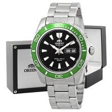 Relógio masculino original japão 8200 movimento auto-vento relógio de pulso mecânico automático safira cristal clássico orient relógio masculino