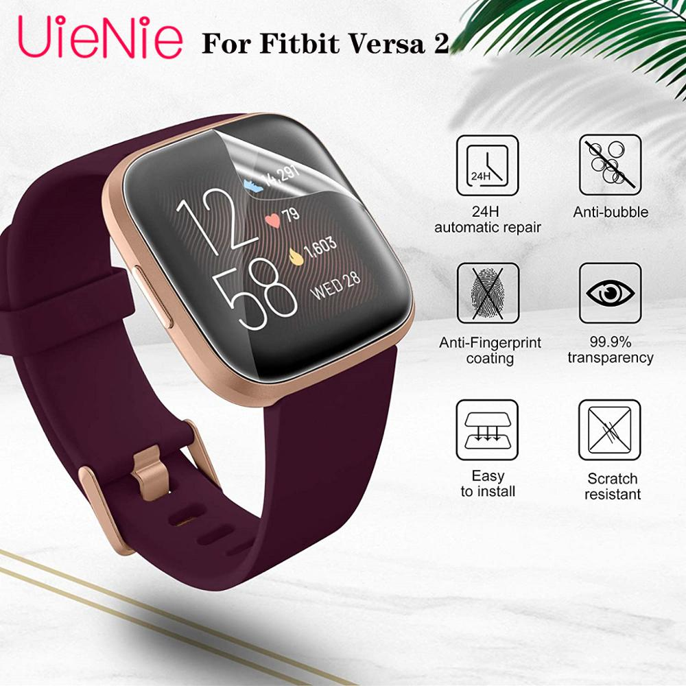 For Fitbit Versa 2 HD film tempered film matte film For Fitbit Versa 2 explosion-proof ultra-thin transparent screen protector 1