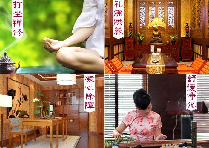 aromaterapia adoração religiosa