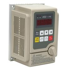 цена на Frequency Converter Inverter Single Phase Input/3 Phase Output 220V Variable Frequency Converter Inverter for 0.75KW