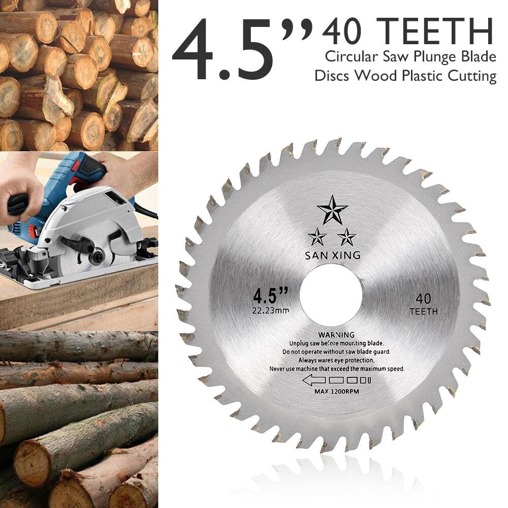 "125mm lâmina de serra circular disco de corte madeira para cortador de aglomerado de metal 4/5 ""ferramenta elétrica multitool para makita ângulo moedor"