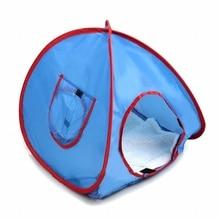 Маленький всплывающий кемпинговый тент маленькая палатка для животных кровать кролика
