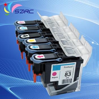 Original 83 Printhead C4960A C4961A C4962A C4963A C4964A C4965A Print head for HP Designjet 5000 5000ps 5500 5500ps Printer head