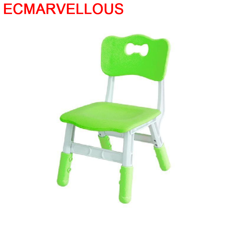 Meble Dzieciece Meuble Table For Mobiliario Couch Baby Adjustable Kids Chaise Enfant Furniture Cadeira Infantil Children Chair
