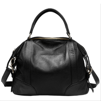 Large-capacity cross-body bag brand women real leather handbag designer high quality handbag shoulder bag