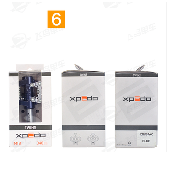 Wellgo Xpedo Bike Clipless Pedals With Cleats SPD XMF07AC Compatible for shimano ultra XT / M780 lock tread MTB Mountain