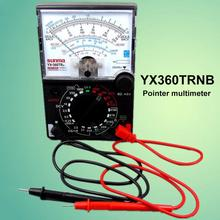 New YX- 360TRNB Mini Portable high accuracy Poin-ter Multimeter with Test Pen Tool For Measuring DC / AC Voltage and DC Curre professional high accuracy led diamond tester jewelry gem selector test pen tool