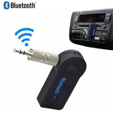 Audio-Receiver Mic Car-Adapter Music Wireless Bluetooth Stereo AUX TXTB1