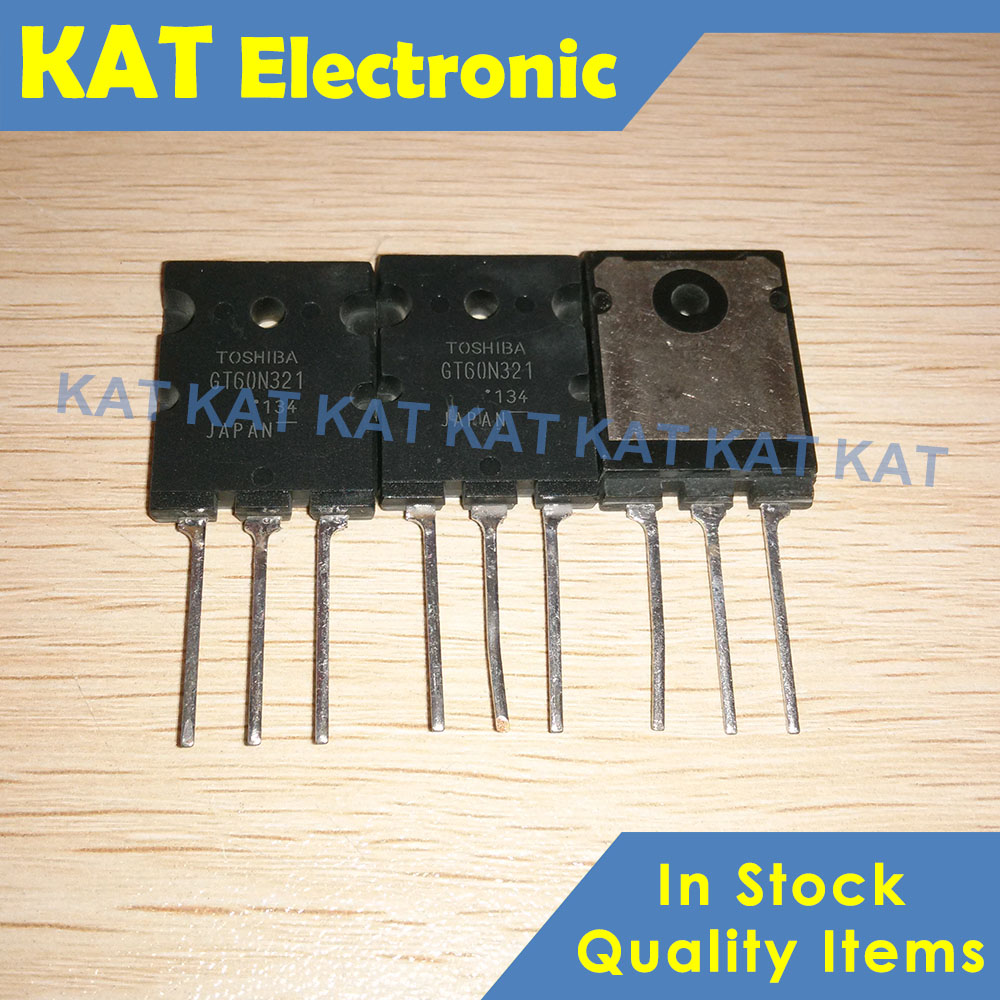 GT60N321 60N321 TO-3P High Power Switching Applications The 4th Generation