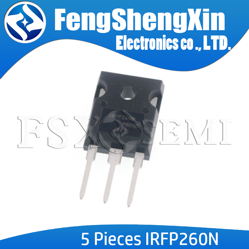 5pcs/lot IRFP260N TO-247 IRFP260 TO3P Power MOSFET