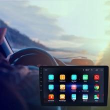 10,1 дюймов Android 8,1 двойной 2Din автомобильный стерео радио MP5 мультимедийный плеер с gps навигацией Wifi OBD2 MirrorLink плеер без C