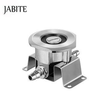 304 Stainless steel wall mounted G system cleaning head for beer hose