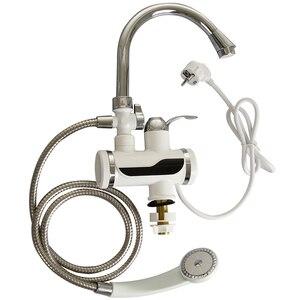 Image 4 - KBAYBO 3000W Riscaldatore di Acqua Senza Serbatoio Riscaldatore di Acqua del Rubinetto Rubinetto Della Cucina Doccia Riscaldatore di Acqua Istante Istante rubinetto 2 tipi di modalità