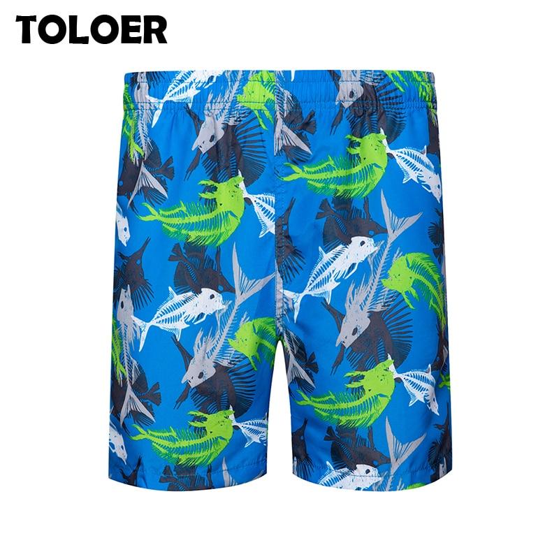 2020 New Summer Beach Men''s Shorts Printing Casual Quick Dry Board Shorts Bermuda Mens Short Pants Male Surfing Beach Shorts Man