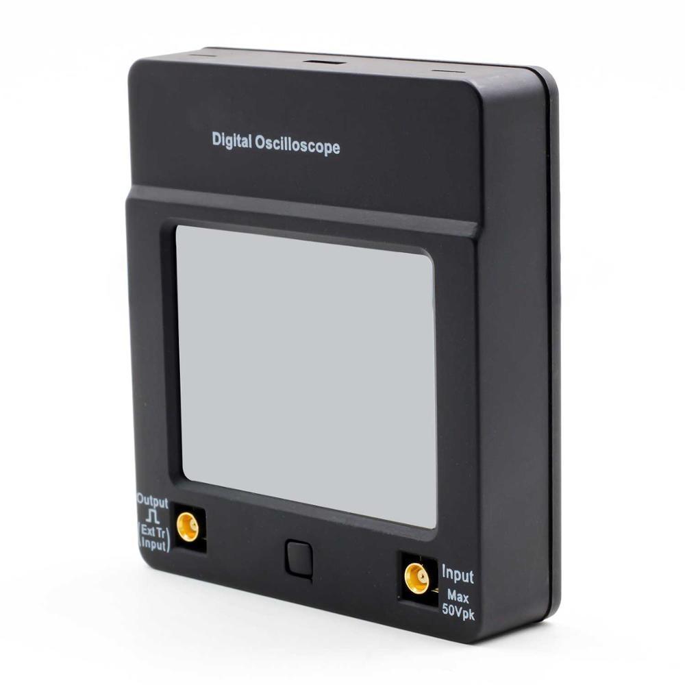 DSO112A TFT Mini Digital Oscilloscope Touch Screen Portable USB Oscilloscope Interface 2MHz 5Msps