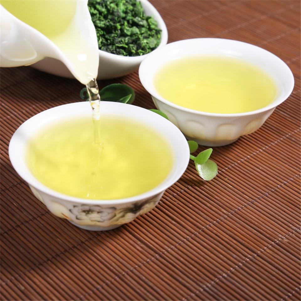 250g Fujian Anxi Tie kuan Yin Weight Lose Tea Superior Oolong Tea 1275 Organic Green Tie kuan Yin Tea China Green Food 1