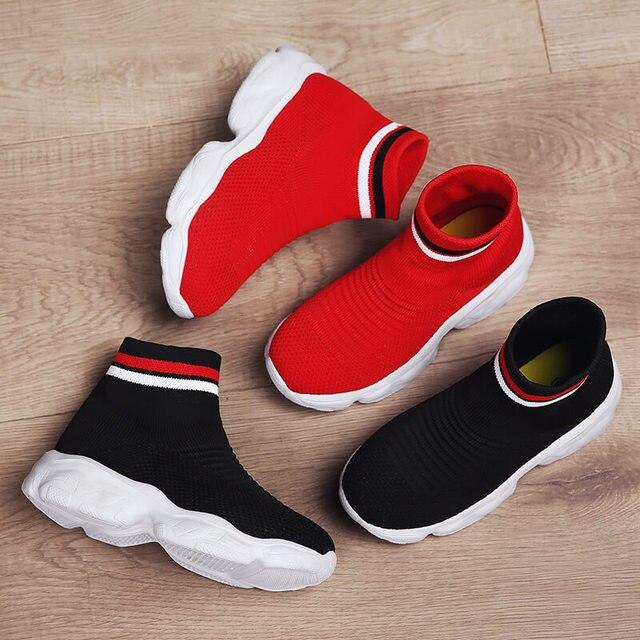 Flying Mesh Toddler Shoes 3