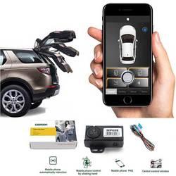 Dostęp bezkluczykowy System alarmowy samochodu Autostart blokada drzwi wewnętrzne sterowanie przez telefon komórkowy otwieranie bagażnika zdalny  silnik Start automatyczny