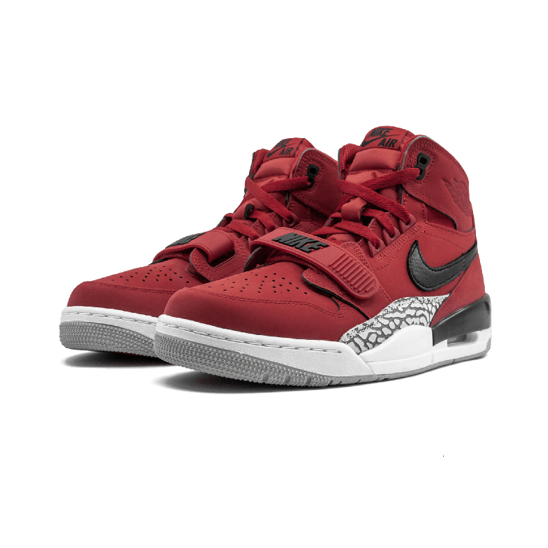 NIKE Air Jordan Legacy 312 NRG Storm Original Men Basketball Shoes Comfortable Lightweight Breathable Sneakers #AV3922 19