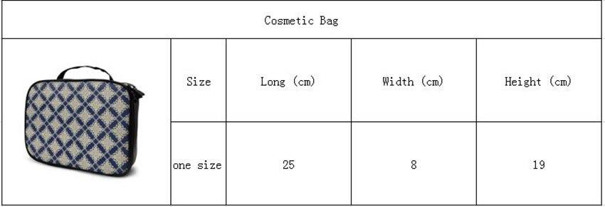 Bolsas p cosméticos