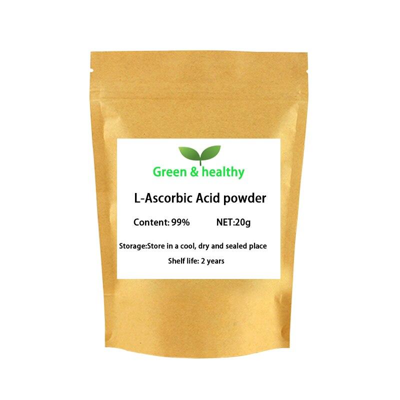 Ascorbyl Glucoside L-Ascorbic Acid Powder(vitamin C)Skin Whitening Powder