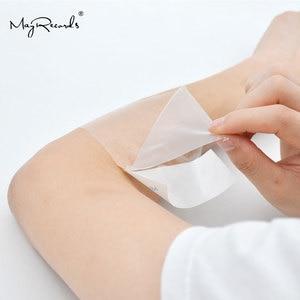 Image 4 - Free Shipping 10cmX10m Waterproof Transparent Adhesive Wound Dressing Medical Fixation Tape Bandage