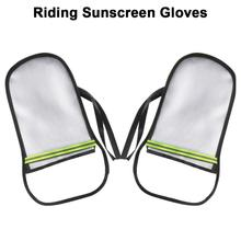UV Sun Protection Gloves Windshield and Waterproof for Driving Cycling