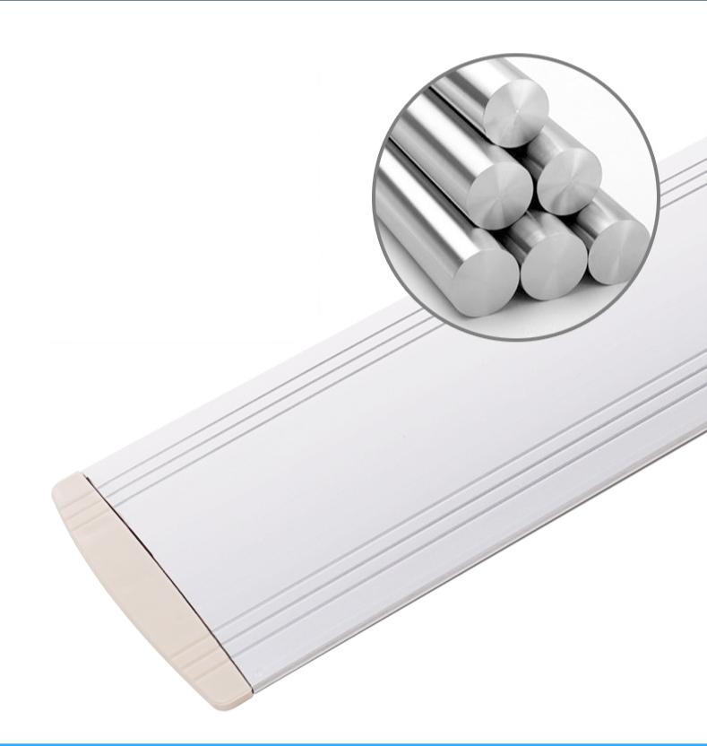 65 см/55 см большой Панель плоская Швабра Алюминий сплав чистящие