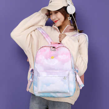 2020 Backpack Women Backpack Fashion Women Shoulder Bag School Bag For Teenage Girl Children Backpacks Travel Bag