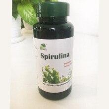 Богатый белком мульти витамины Спирулина таблетки для улучшения общего здоровья хороший иммунный