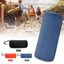 Портативный Силиконовый чехол-сумка защитный чехол для хранения с карабином для BOSE Soundsport наушники