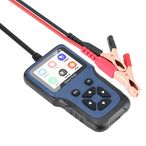 Image 5 - Analizador de cargador de batería de coche, 12V, V311B, herramientas de diagnóstico automático automotriz, Carga de coche, prueba de carga Cricut