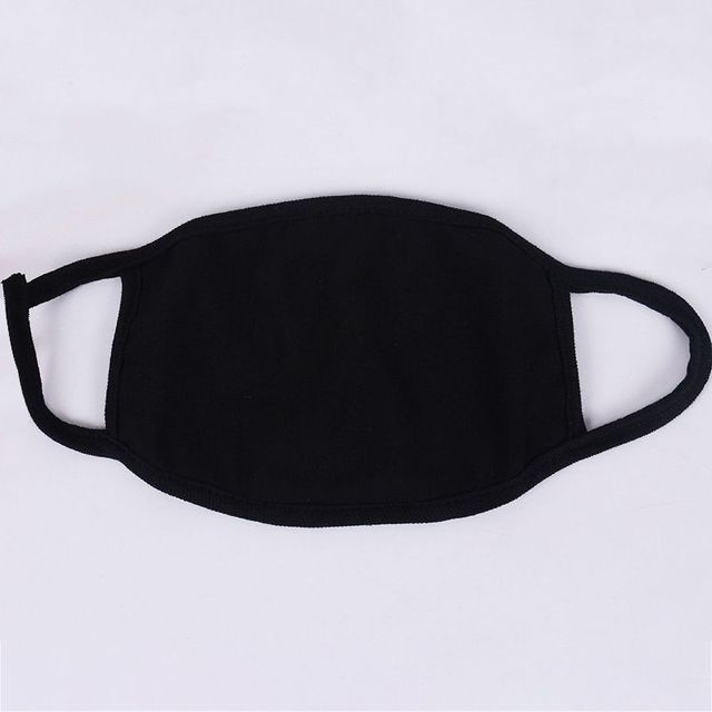 1PC Fashion Adult Cotton Anti Haze Smog Mouth Dust Mask Cute Print Bacteria Proof Flu Face Mask for Women and Men 5