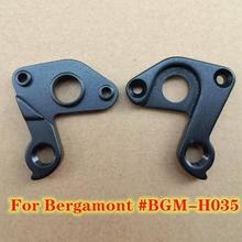 1pc przerzutka rowerowa tylna wieszak dla bergmont # BGM-H035 bergmont 12X142mm ramki rama roweru górskiego mtb carbon MECH dropout tanie tanio Przerzutka tylna CN (pochodzenie) 20 Prędkości For Bergamont #BGM-H035 STOP WGH536P1