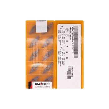 VBMT160404-MV VP15TF 100% Original  carbide insert with the best quality 10pcs/lot free shipping